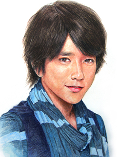 二宮和也 Ekota Illustration Gallery